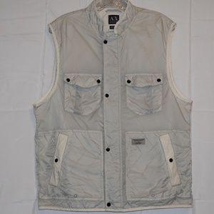 Armani Exchange very light vest